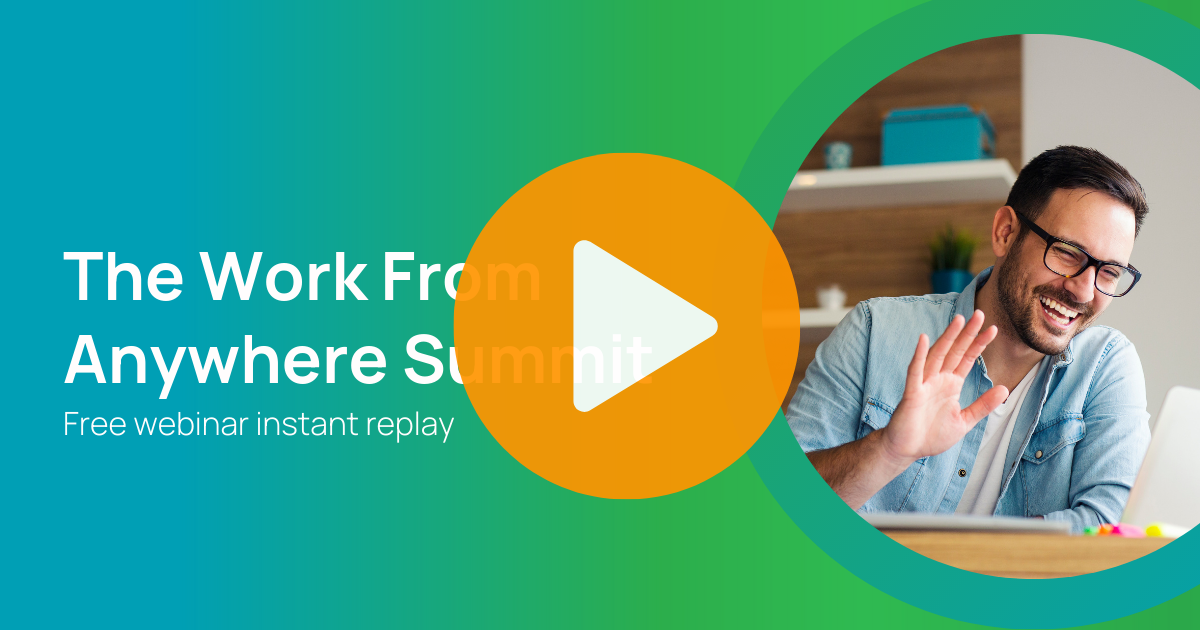 Work From Anywhere Summit